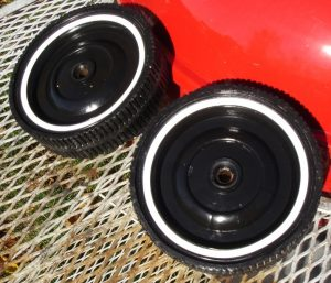 Mid 70s wheels. 1973-1976