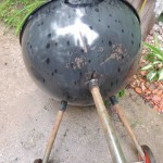 1955-56 Weber Kettle - Bottom
