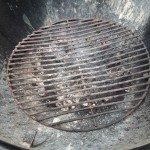 1955-56 Weber Kettle - Charcoal Grate