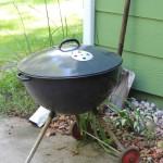 1955-56 Weber Kettle - Side 1