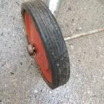 1955-56 Weber Kettle - Wheel