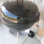 "1968 black 26"" Fleetwood lid"