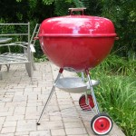 "1970s 26"" Red Kettle 5"