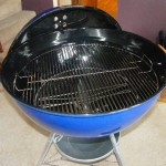 "26"" Blue Weber kettle inside pic 2"