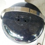 1960s Speckled Galley Que lid 2