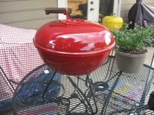 Red Offset Smokey Joe - Side 2
