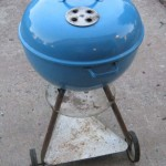 1956-57 Sky Blue kettle rear pic