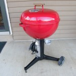 1970s Red Electric Kettle 1