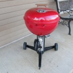 1970s Red Electric Kettle 2