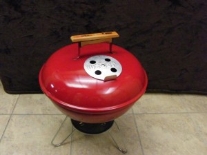 1988 Red Smokey Joe 3