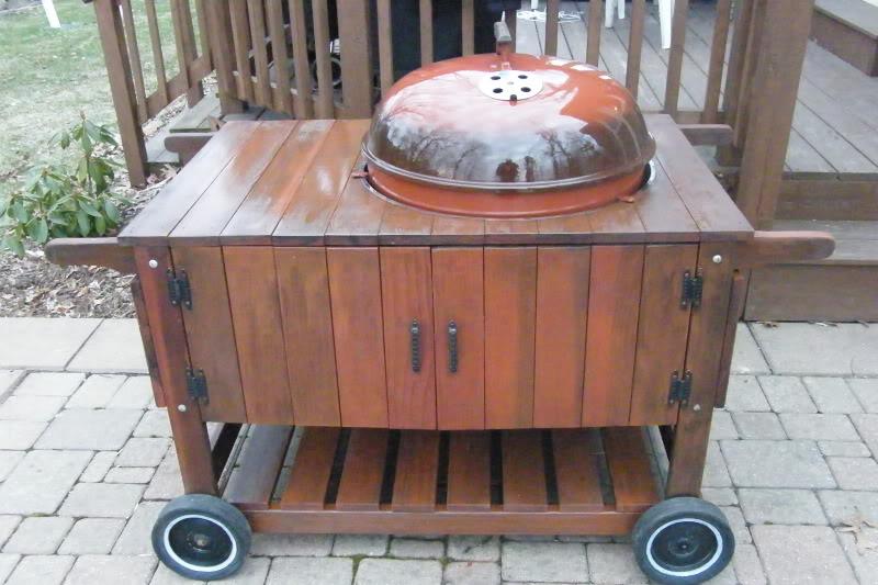 1972 weber imperial sequoia coppermist weber kettle club. Black Bedroom Furniture Sets. Home Design Ideas