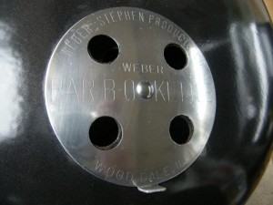 1959-60 Weber Wooddale vent photo