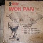 Weber Wok Pan Box