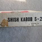 "Weber 22"" Shish Kabob set 2"