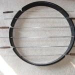 Shish Kabob Ring and Skewers 2