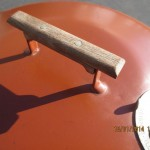 1963 Westerner original top handle