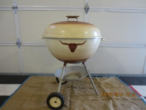 The Weber Westerner - one of the rarest Weber grills we've seen