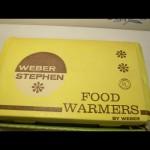 Weber Food Warmer