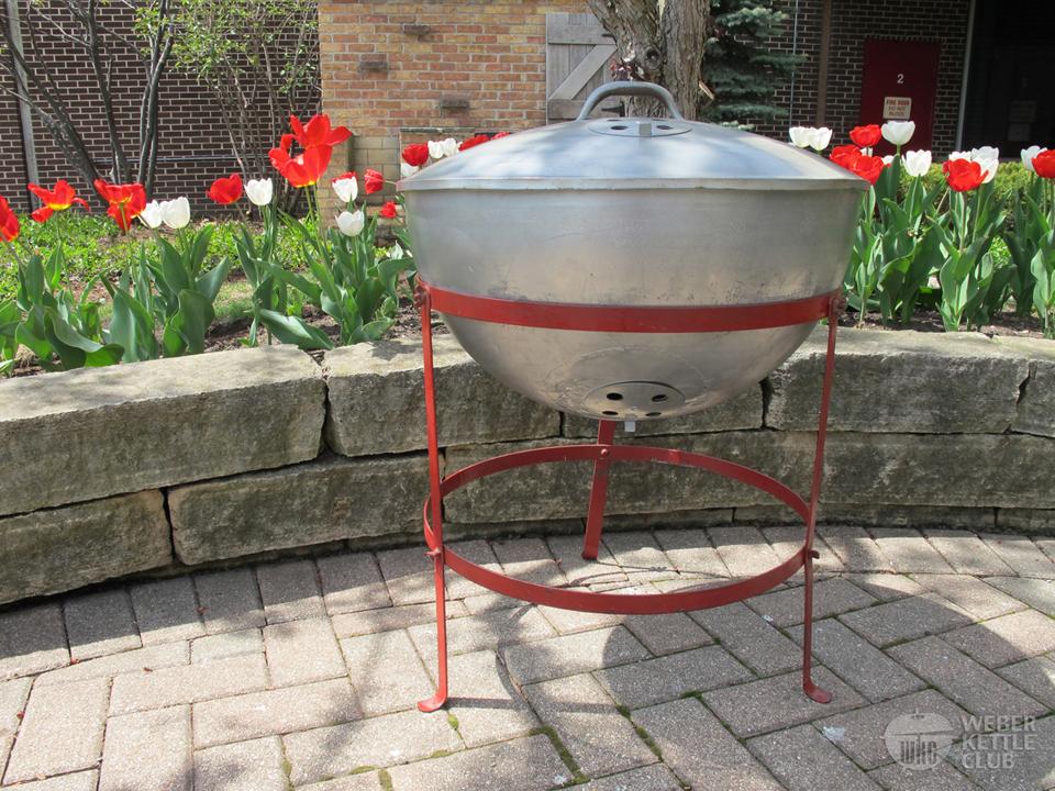 charcoal grills Vintage