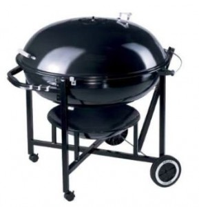 Modern Weber Ranch Charcoal Grill