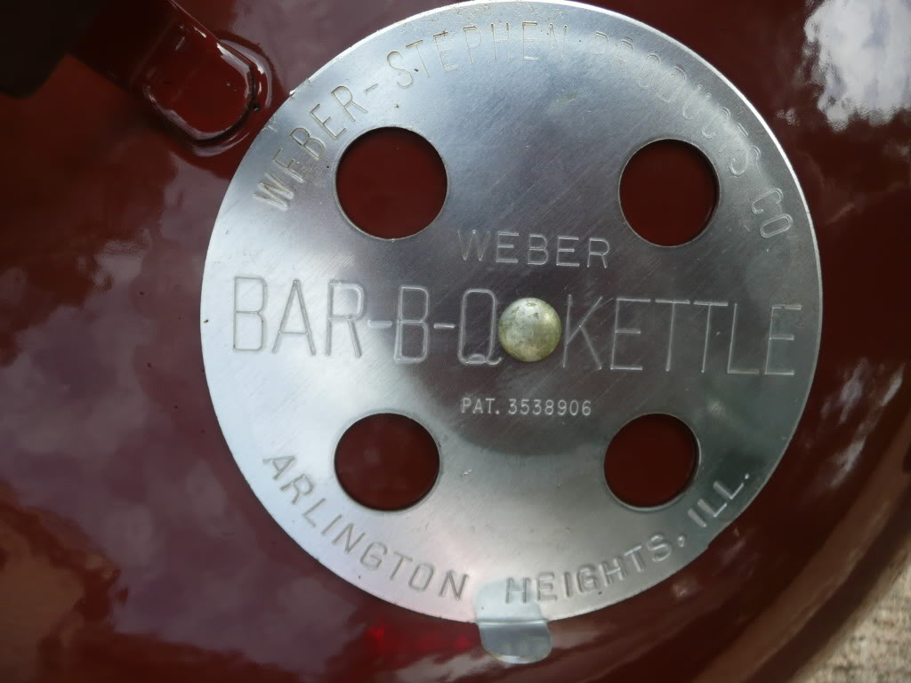 How old is my Weber - How Old Is My Weber Kettle? - Heatworks
