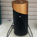 Weber charcoal caddy side profile photo