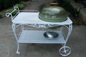 1967 avocado Weber Seville side photo 2
