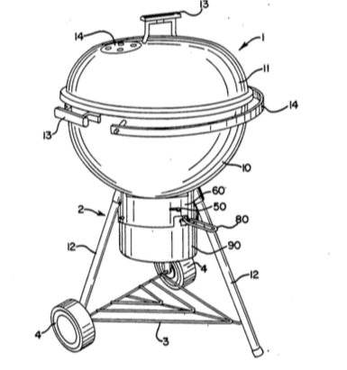 weber performer history weber kettle club Patio Misting Systems us patent 5 036 832 screen shot 2015 01 16 at 12 05 09 pm