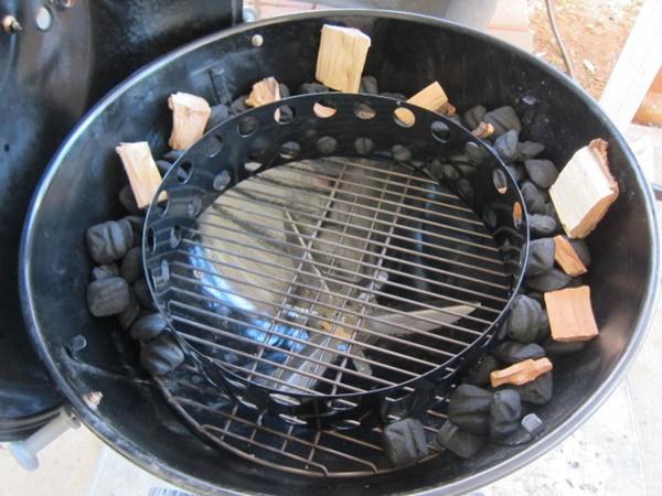 featured cook bbcue z s ribs porchetta weber kettle club. Black Bedroom Furniture Sets. Home Design Ideas