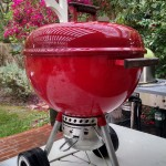 Mini Red Weber Grill MOD