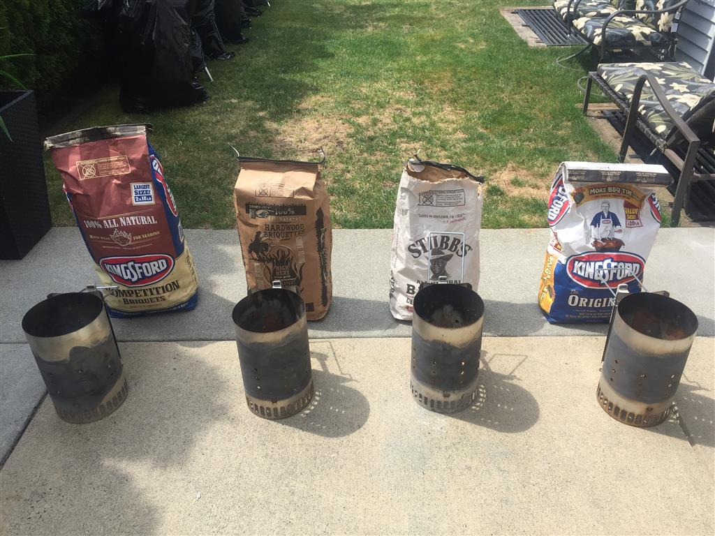 Hardwood Charcoal Briquettes ~ Charcoal showdown kingsford competition vs