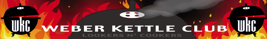 Weber Kettle Club header image