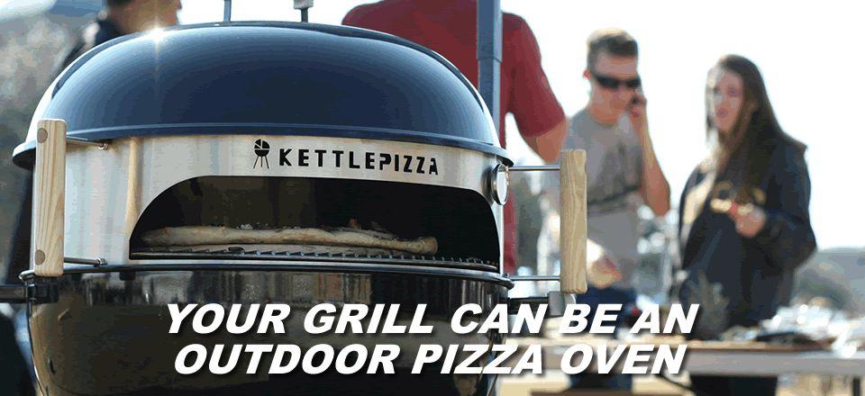 weber kettle pizza attachment