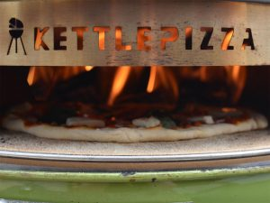 Kettle Pizza Weber Pizza Oven