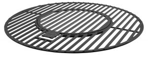 Stok cast iron grates for Weber
