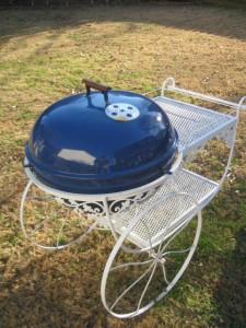 Blue Seville Chariot - Side 2
