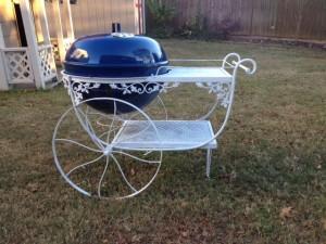 Blue Seville Chariot - Side 3