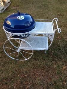 Blue Seville Chariot - Side 4