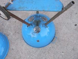 1956-57 Sky Blue kettle bowl pic