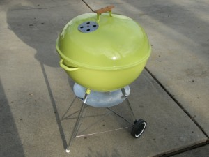 1974 Lime Green Kettle 3
