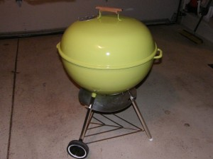 1974 Lime Green Kettle 4