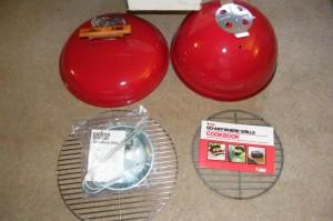 1988 Red Smokey Joe 1