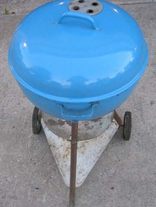 1956-57 Sky Blue kettle front photo