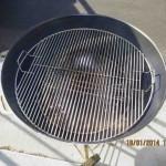 1963 Westerner cooking grate