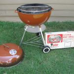 harris92's Elevated Half Grill