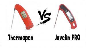 Thermapen vs Javelin