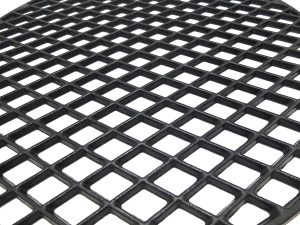 aura cast iron grates for weber charcoal grill